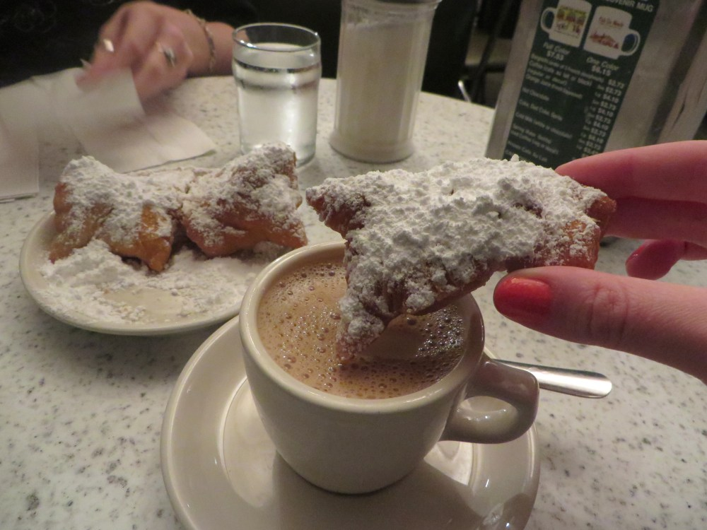 Cafe du Monde | The Rose Table