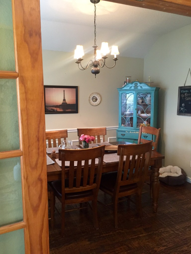 The Dining Room | The Rose Table