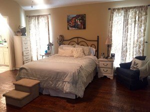 Master Bedroom | The Rose Table