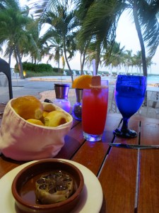 Fire and Ice Blue Haven Resort Review   The Rose Table