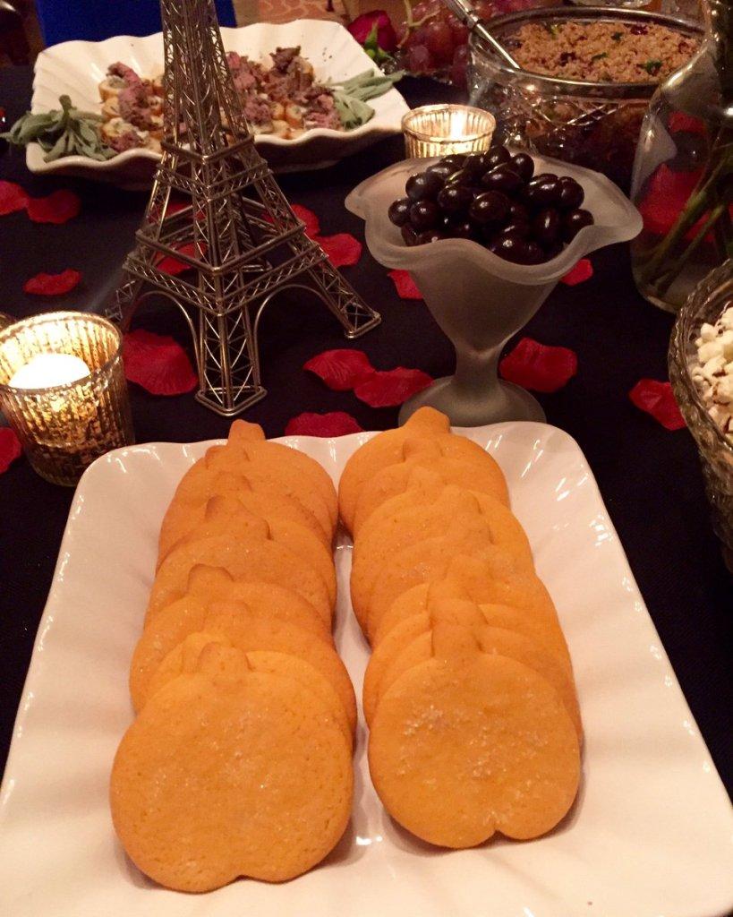 Fiori di Sicilia Sugar Cookies | The Rose Table