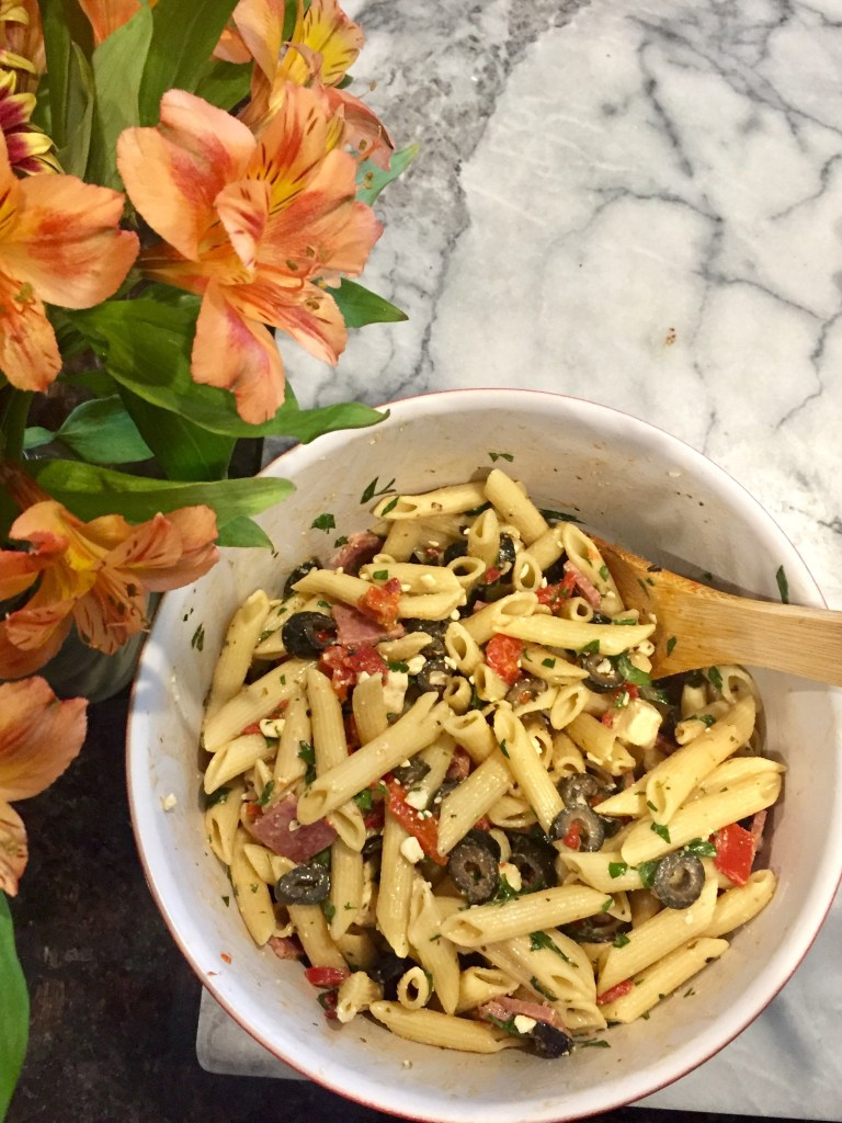 Italian Pasta Salad | The Rose Table