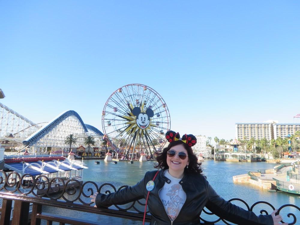 The Rose Table at Disney's California Adventure