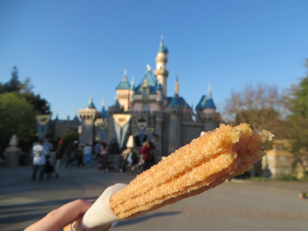 Disneyland Snacks   The Rose Table
