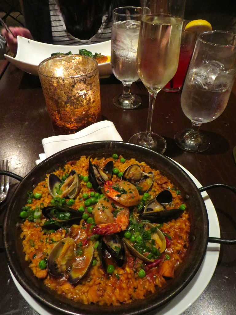 Catal Downtown Disney Review | The Rose Table