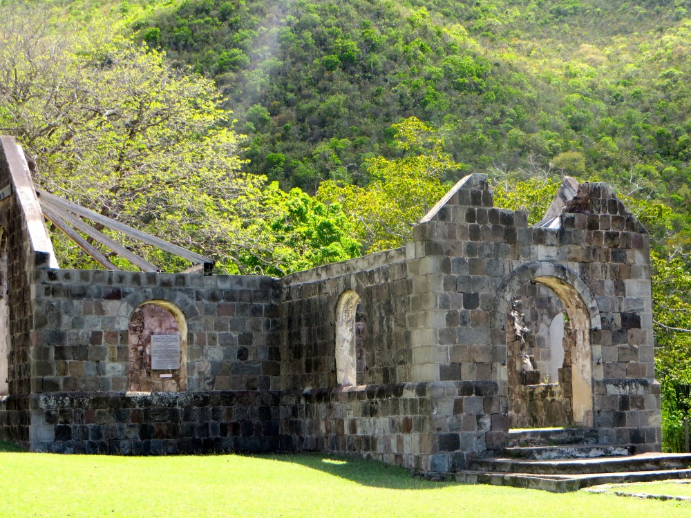 Cottle Church Nevis | The Rose Table