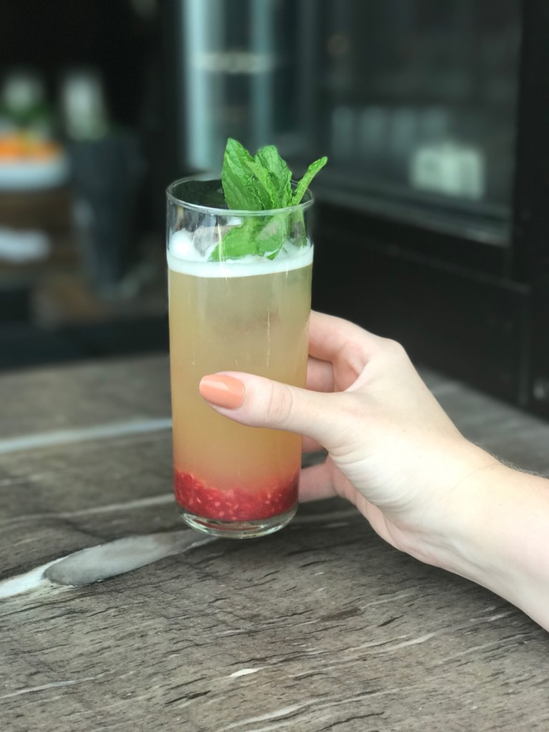 Big Stick Mojito | The Rose Table