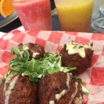 Conch Fritters at The Buccaneer