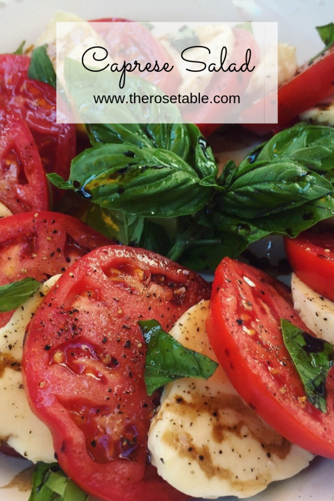 best caprese salad recipe