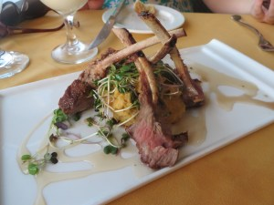 Lamb Lollipops | The Rose Table