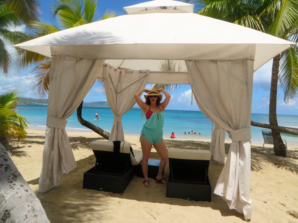The Buccaneer Hotel Saint Croix Review   The Rose Table