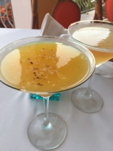 Coconut Martini | The Rose Table