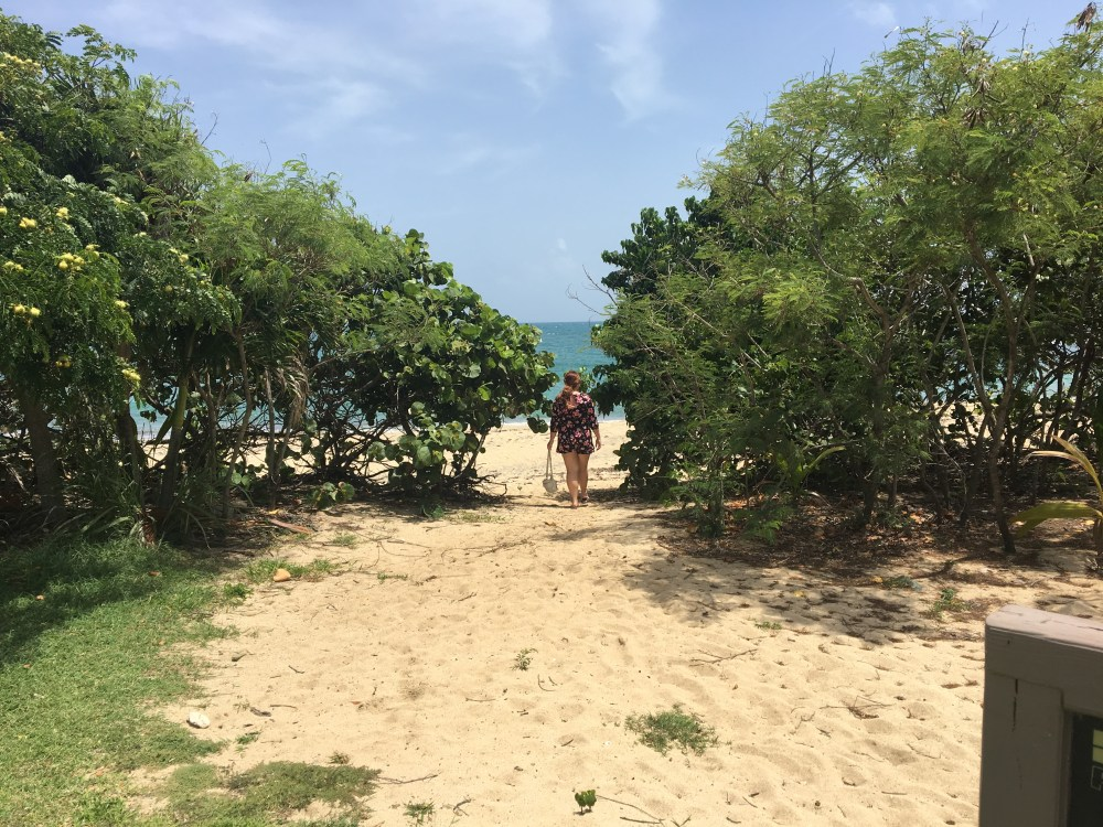 Whistle Beach Saint Croix