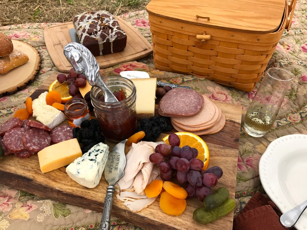 Cheese Board Picnic