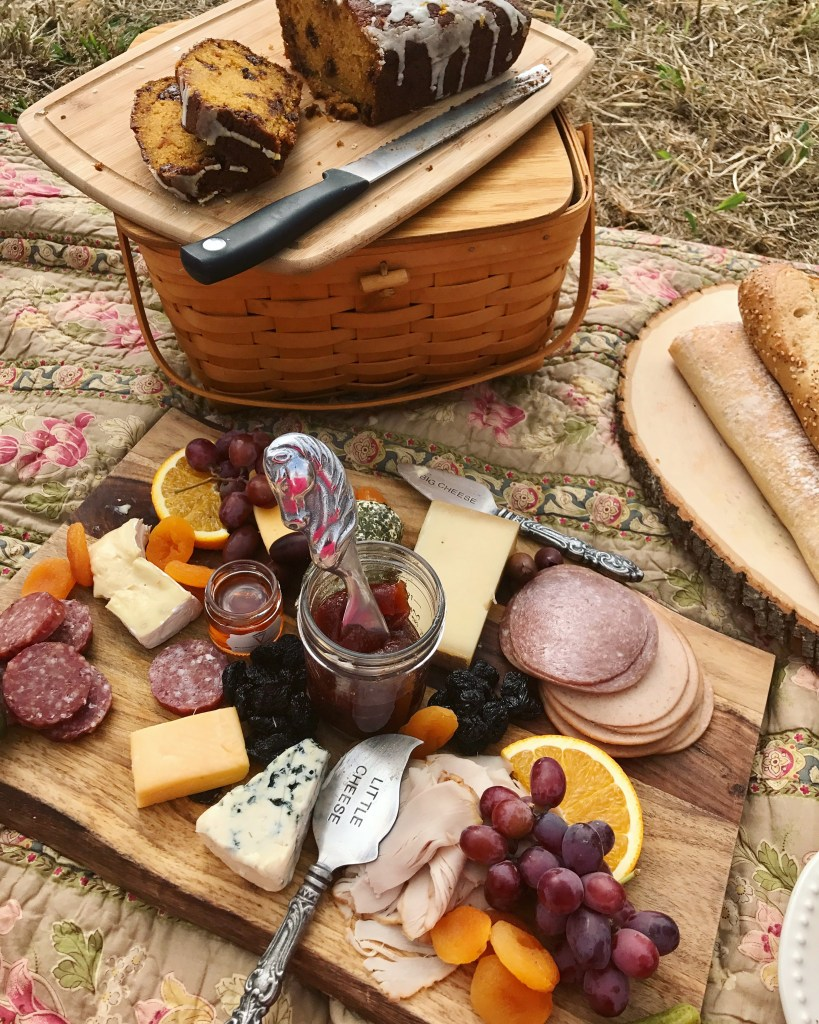Cheese Board Picnic