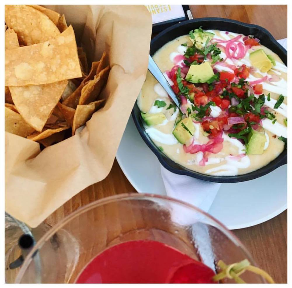 Chips & Queso | The Rose Table
