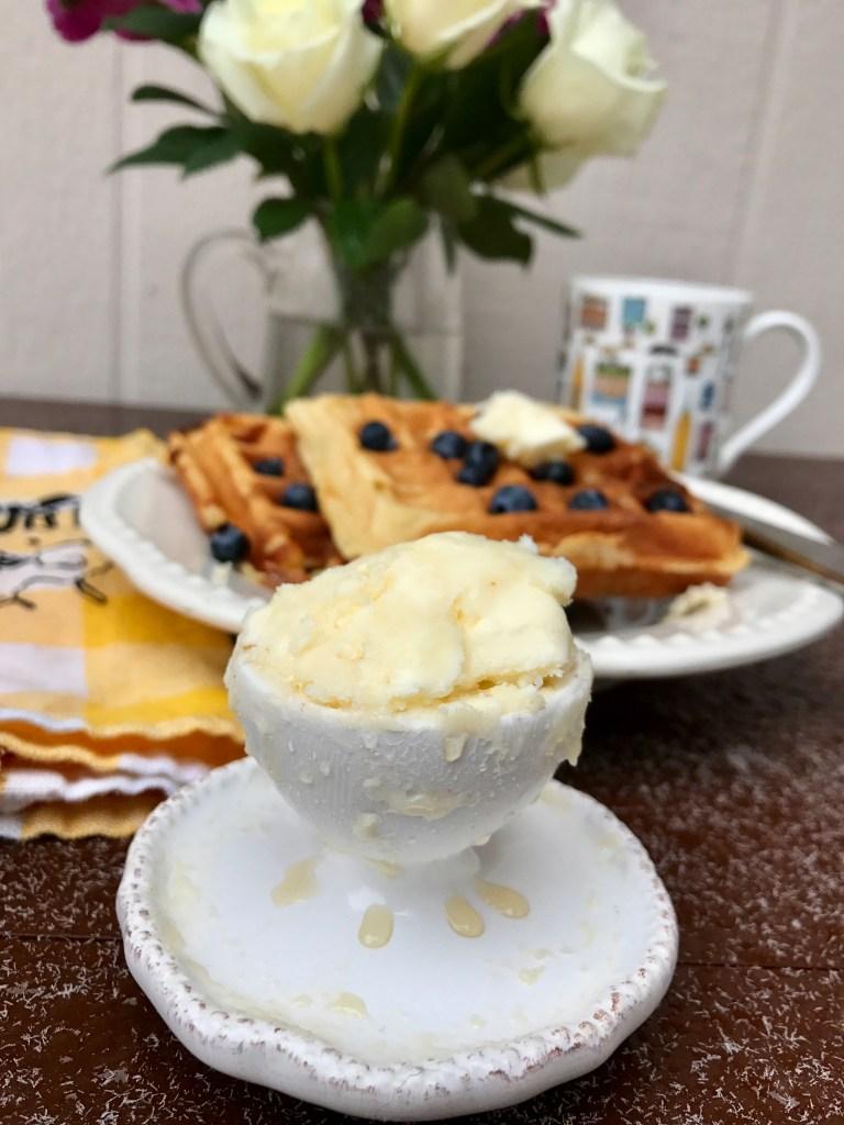 Bourbon Honey Butter | The Rose Table