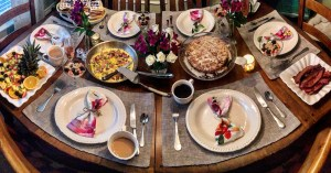 Brunch Ideas | The Rose Table