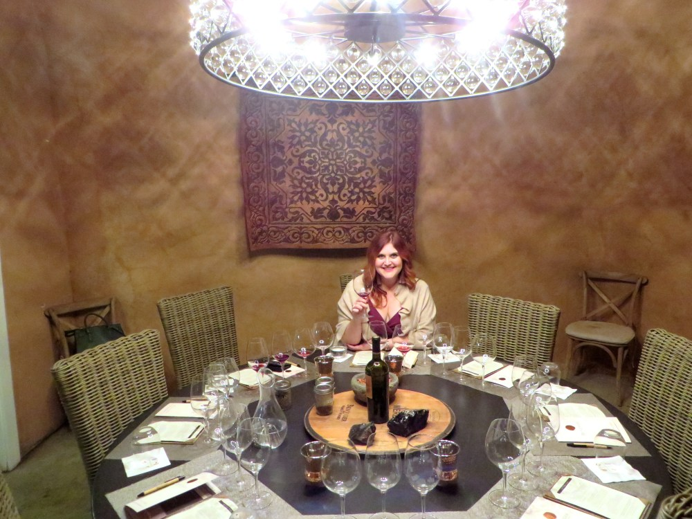 Benziger Family Winery Partners Tour | The Rose Table