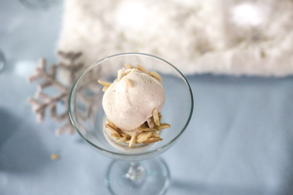 Amaretto Whipped Cream Recipe   The Rose Table, Frozen recipes, adult Frozen dinner party