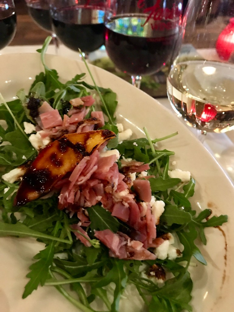 Buena Vista Winery dinner with The Count Review | The Rose Table