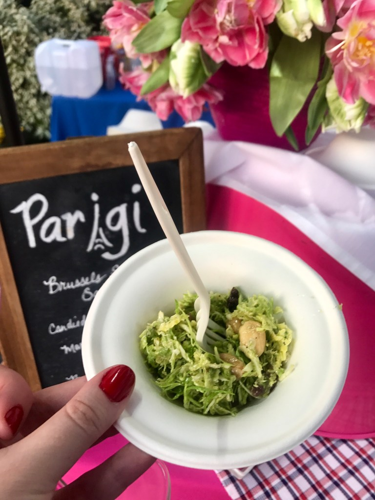 Dallas Arboretum Food and Wine Festival Review | The Rose Table