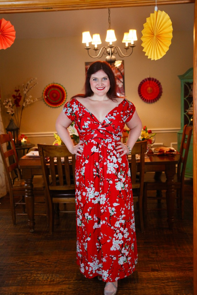 Mulan Dinner Party for Adults | The Rose Table