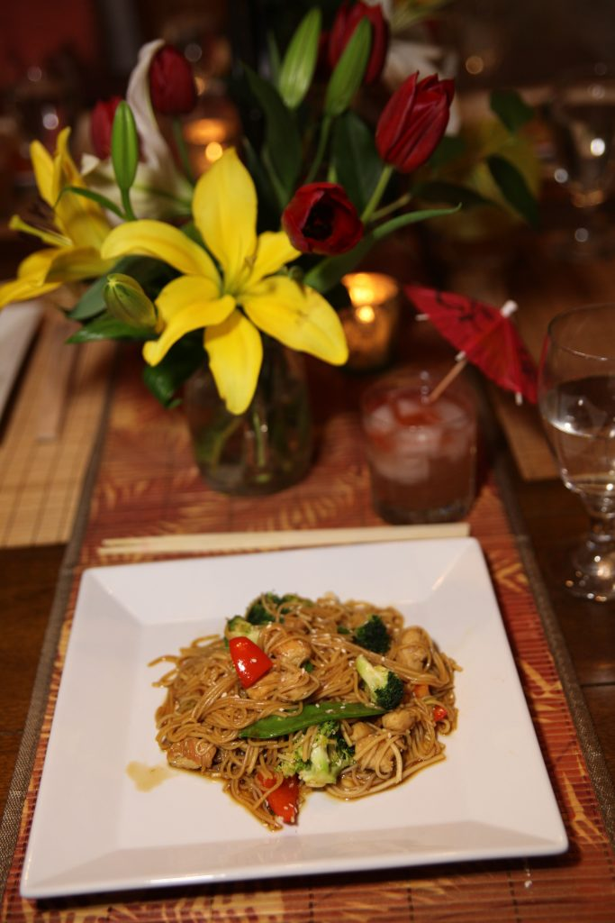 Chicken and Vegetable Stir Fry   The Rose Table