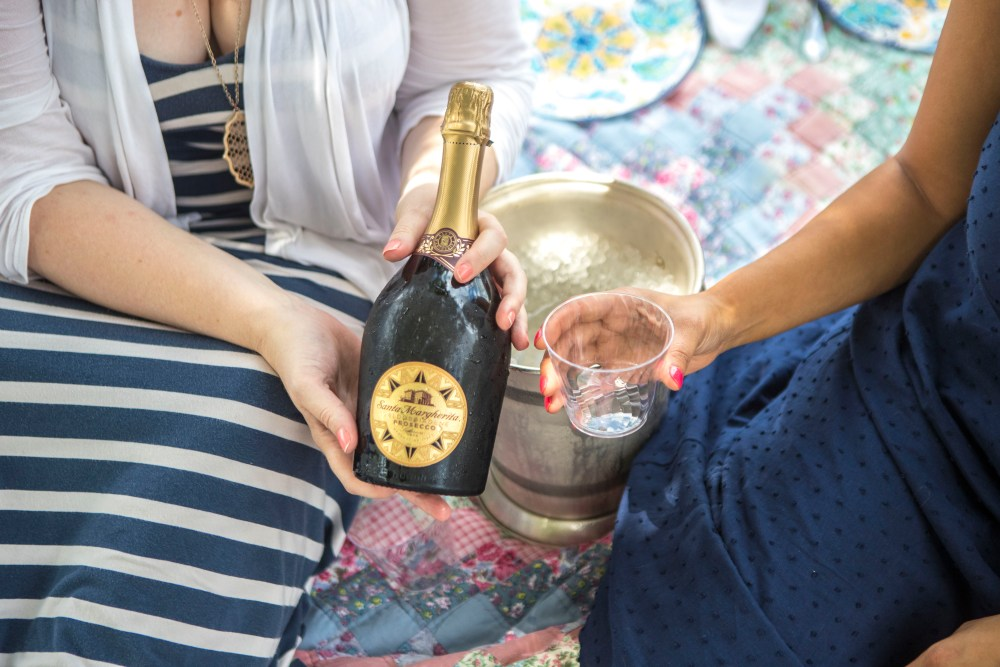 Santa Margherita Prosecco Superiore | The Rose Table