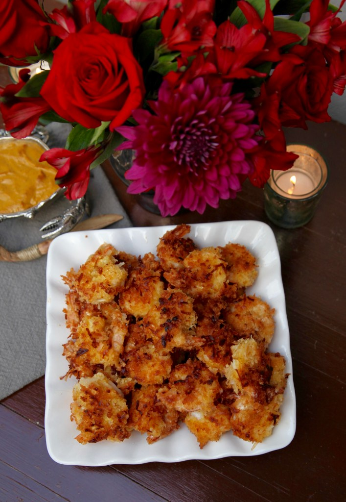 The Best Coconut Shrimp | The Rose Table