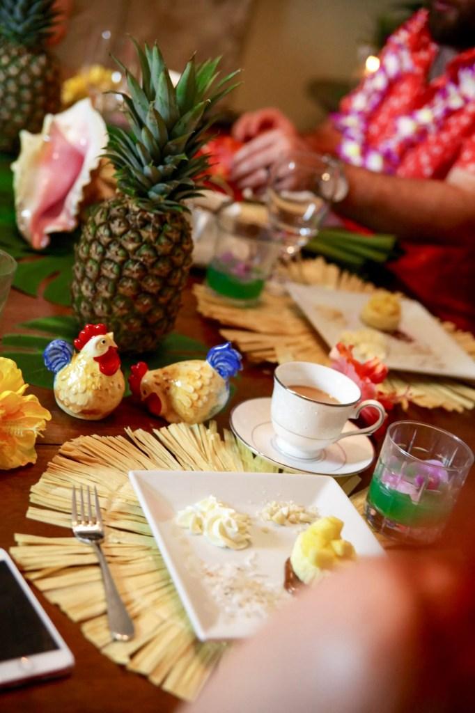 Disney Moana Recipes, Dinner Dessert Ideas