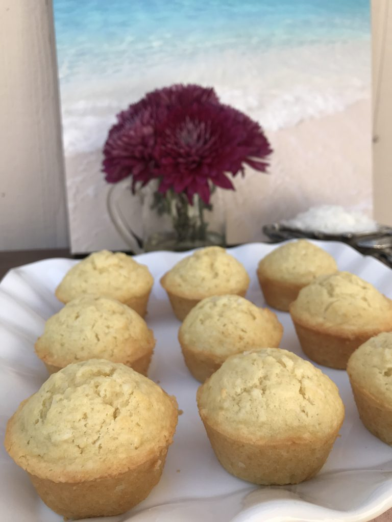 Coconut Muffins | The Rose Table