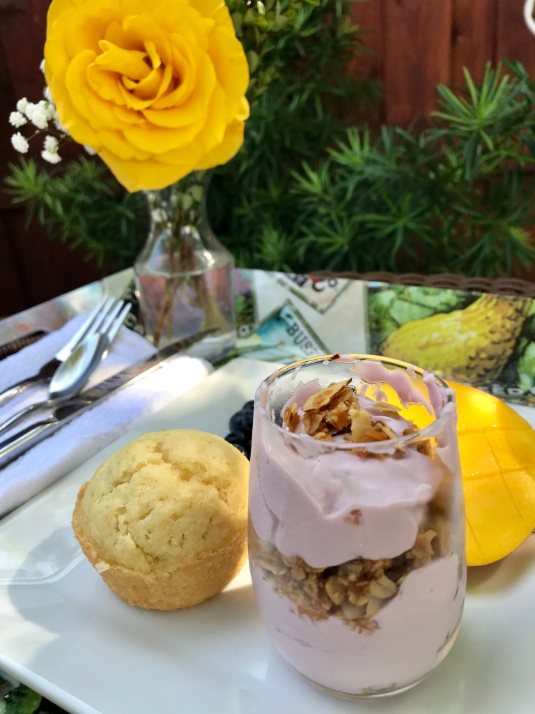 Simple Island Breakfast, breakfast ideas | The Rose Table
