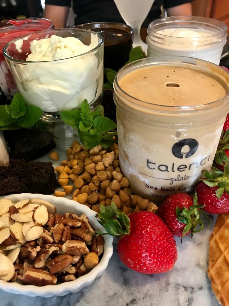 Ice Cream Board | The Rose Table