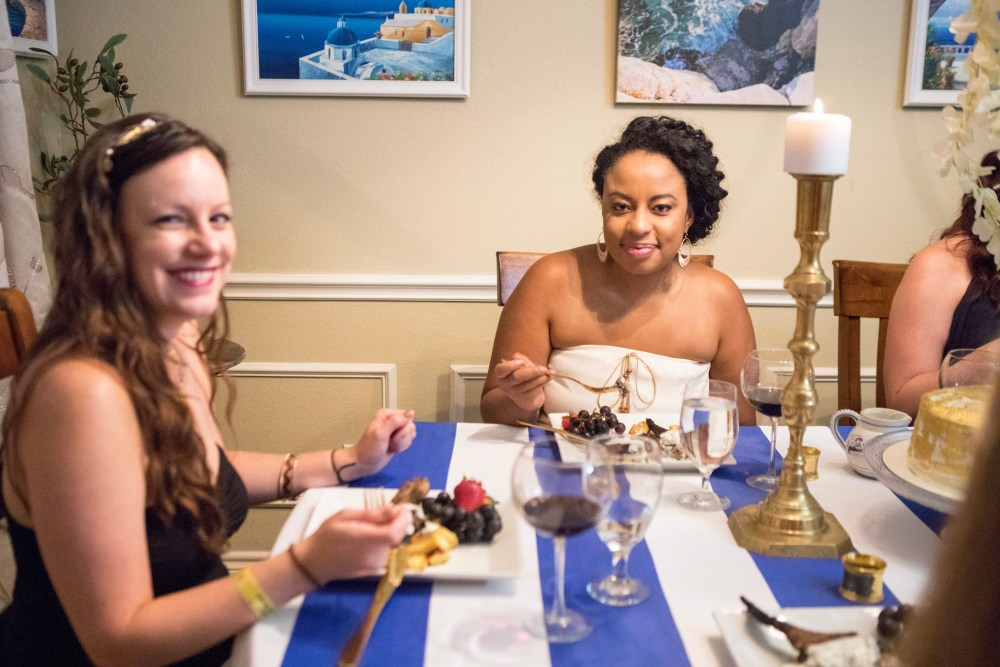 Hercules Disney Dinner Party | The Rose Table