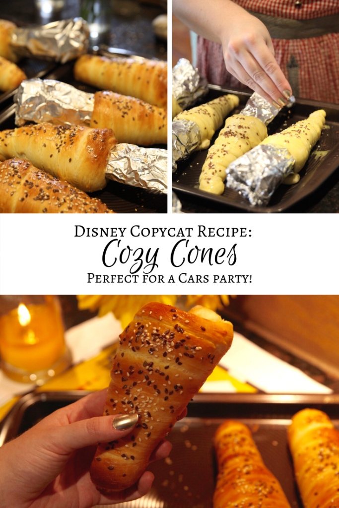 Cozy Cones Disneyland Recipe