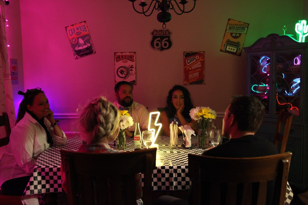 Disney Cars Dinner Party for Adults | The Rose Table