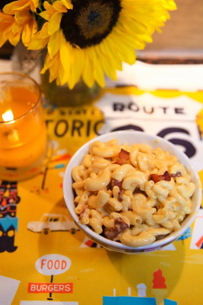 Crockpot Bacon Mac 'n' Cheese | Disney Dinners Cars