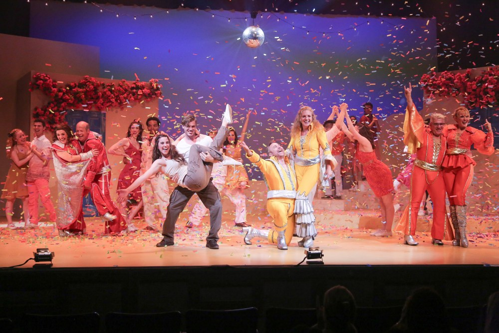 Brick Road Theatre Mamma Mia Review | The Rose Table