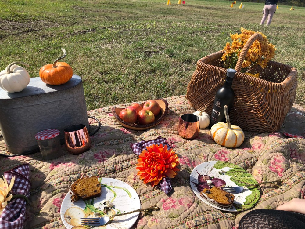 Fall Picnic Ideas | The Rose Table