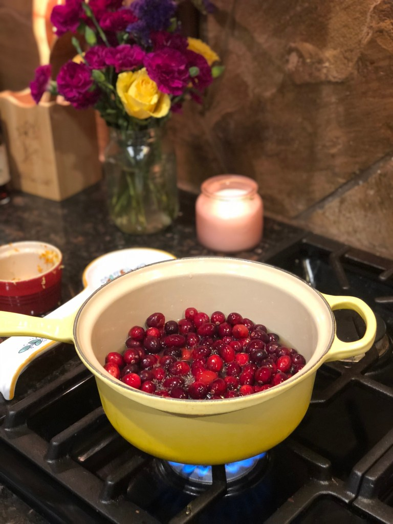 The Best Homemade Cranberry Sauce Recipe | The Rose Table