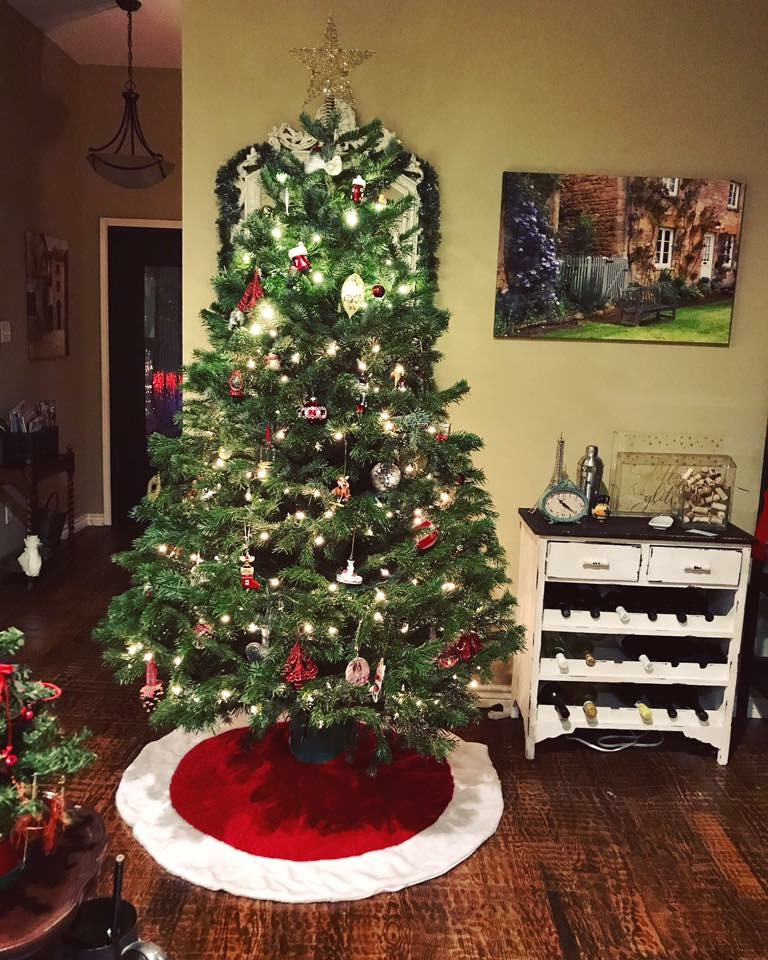 Best Christmas Tree Nordmann Fir | The Rose Table