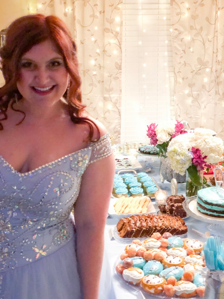 Cinderella Ball Disney party for adults | The Rose Table