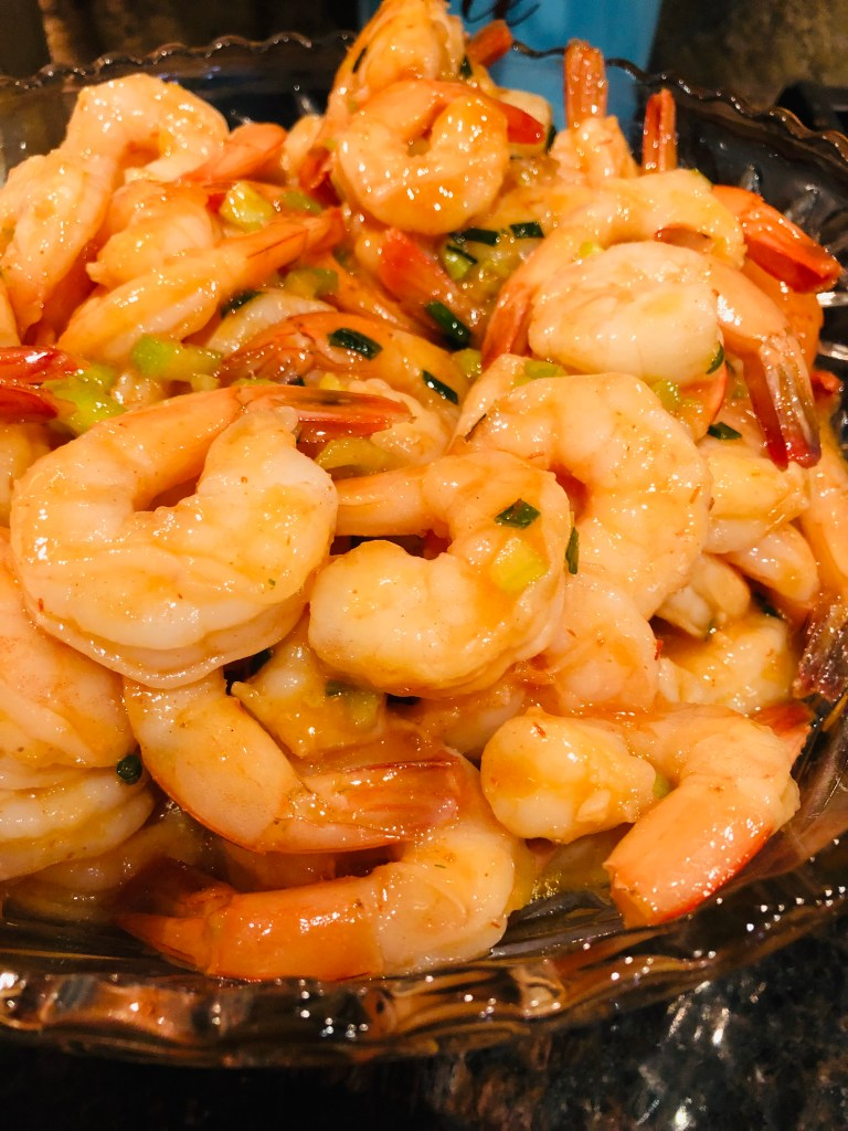 Marinated Shrimp | The Rose Table