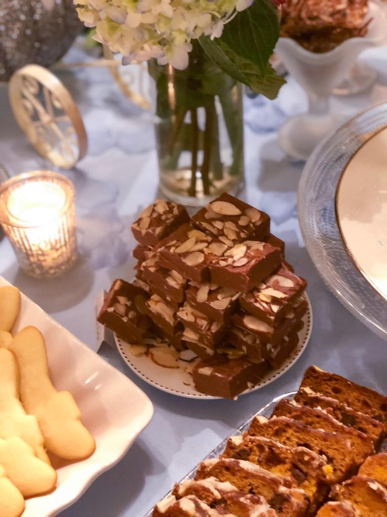 Amaretto Fudge with Disaronno | The Rose Table