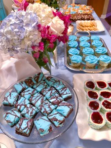Cinderella Brownies | The Rose Table