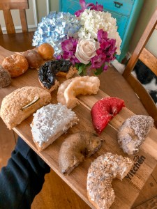 Earnest Donuts, Best Donuts in Dallas | The Rose Table
