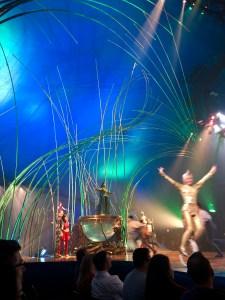 Cirque du Soleil Amaluna Review | The Rose Table