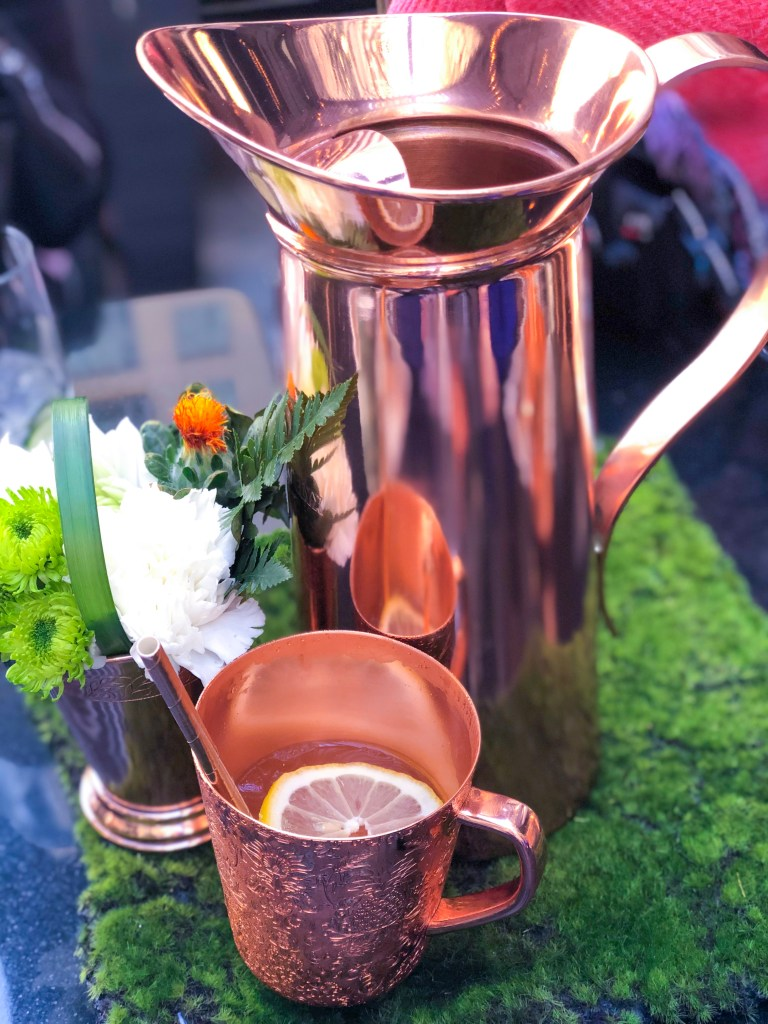 Absolut Elyx High Tea, Iced Tea Vodka Punch Recipe | The Rose Table