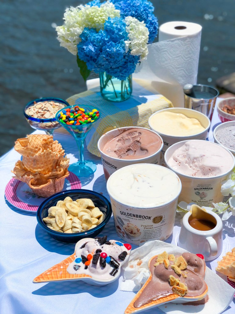 Ice Cream Party Ideas
